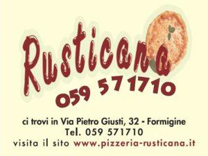 rusticana pizzeria